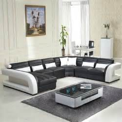 2016 new style modern sofa sales genuine leather sofa