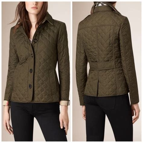 Burberry Quilted Jackets On Sale by Best 25 Burberry Quilted Jacket Ideas On