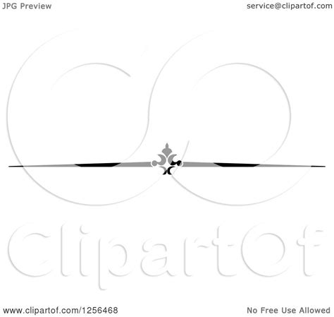 header design black and white clipart of a black and white rule divider border header