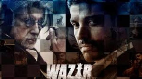 Biography Of Hindi Movie Wazir | wazir hindi movie in abu dhabi abu dhabi