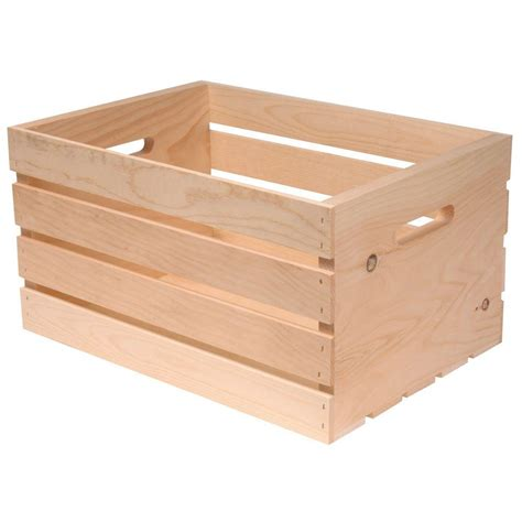 why yes we do put crates in our crates the and