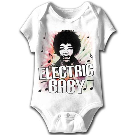 Promo Jh Baby Bag Ori Jimshoney jimi baby romper new electric white infant creeper
