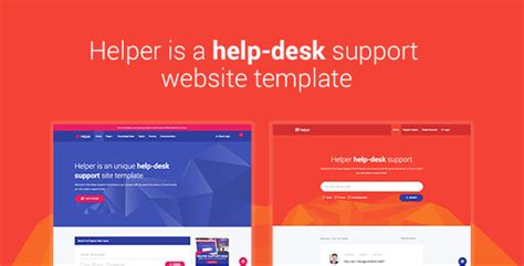 Help Desk Script Template by Helper Material Design Help Desk Support Forum