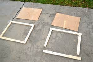 seesaws and sawhorses diy simple cabinet doors