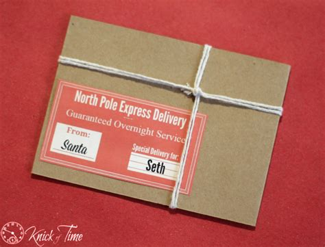 Paper Gift Card Holders - brown paper packages gift card holders knick of time