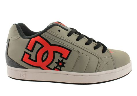 dc sports shoes dc shoes net mens performance lace up casual skate shoes