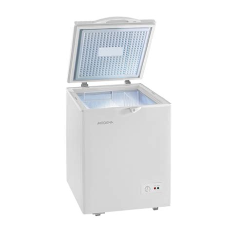 Chest Freezer Modena Md 60 jual modena chest freezer md 10 w jd id