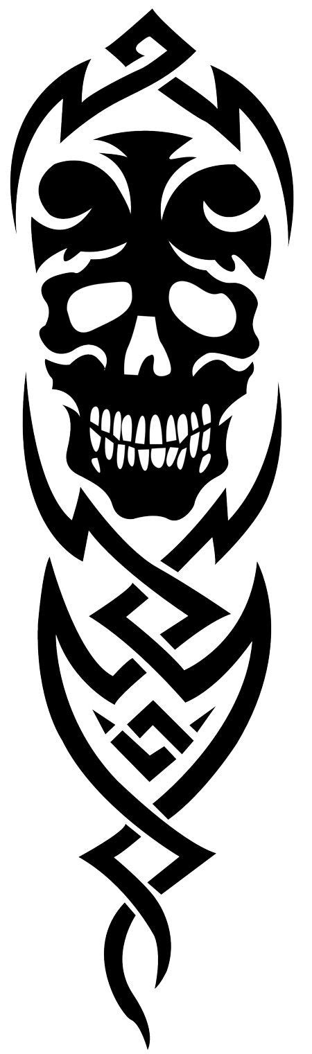 skull and tribal sleeve tattoos best 25 skull sleeve tattoos ideas on skull