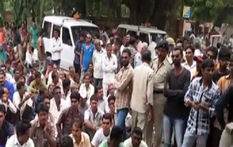 section 302 34 ipc upper caste mob lynch dalit man in gujarat over land
