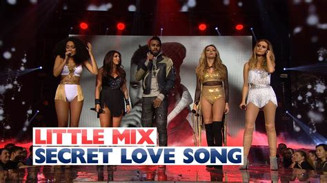 download mp3 secret love song little mix ft jason derulo secret love song live at
