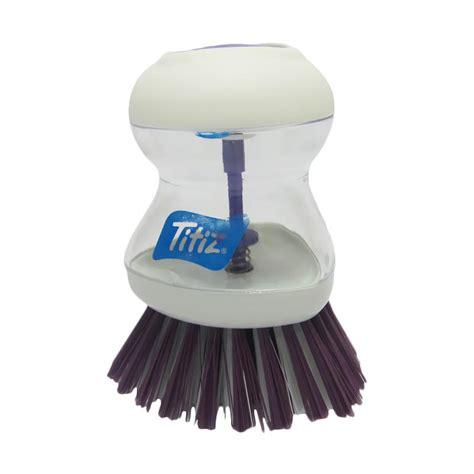 Ikea Antagen Sikat Cuci Piring jual titiz sikat cuci piring ungu harga kualitas terjamin blibli