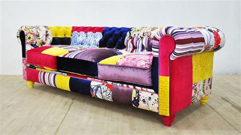 chesterfield patchwork sofa perfection of a patchwork sofa adorable home
