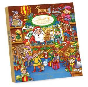 Calendrier De L Avent Chocolat Calendrier De L Avent Lindt Chocolat De No 235 L Lindt