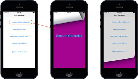 xamarin spinner tutorial how to animate a view from bottom top in ios howsto co