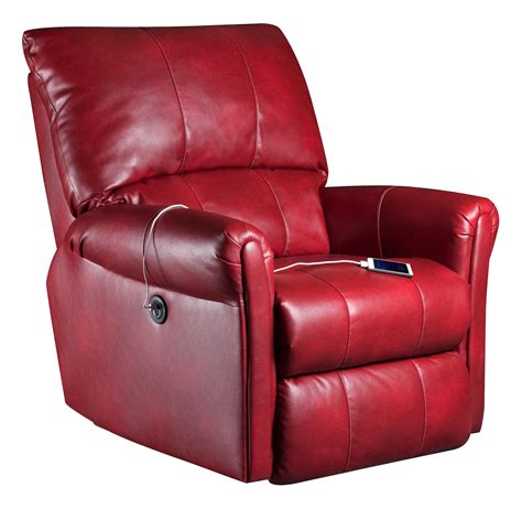 Southern Motion Power Recliner by Southern Motion Recliners Marconi Lay Flat Recliner With