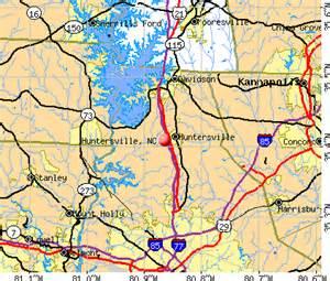 image gallery huntersville nc map
