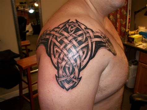 irish knot tattoo celtic knot tattoos designs ideas and meaning tattoos