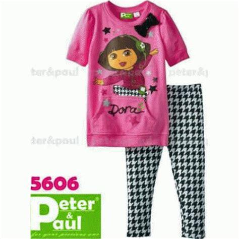 Piyama Baju Tidur Anak Gw 255 Import Bunga Flower 17 terbaik gambar tentang merk baby di