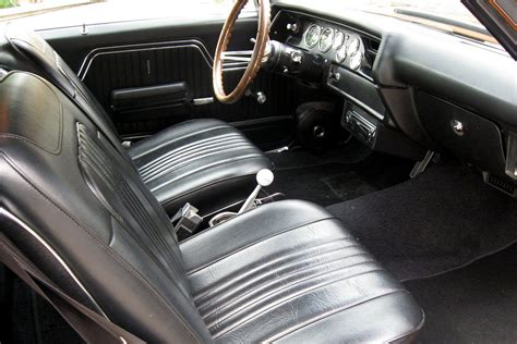 1971 Chevelle Ss Interior by 1971 Chevrolet Chevelle Ss 194016