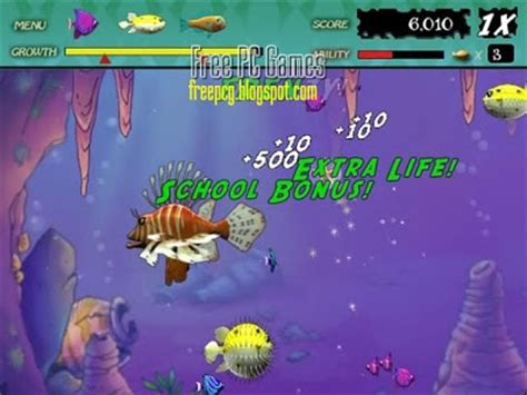free pc games: feeding frenzy full version free download