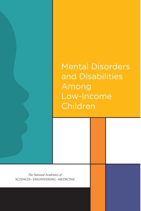 mental disorders  disabilities   income children  national academies press