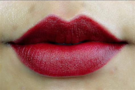 Lipstik Fanbo Merah 12 warna lipstik yang cocok untuk kulit sawo matang