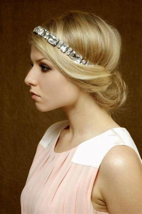 headband hairstyles for long hair half up prom hairstyles for long hair with a headband