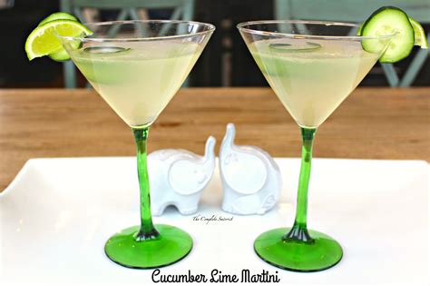 martini cucumber cucumber lime martini the complete savorist