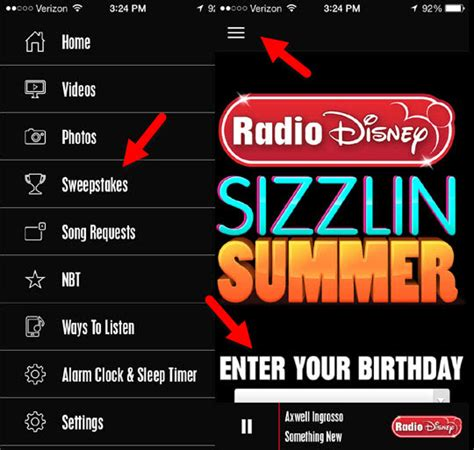 Radio Disney Sweepstakes - radio disney sizzlin summer concert with shawn mendes sweepstakes code