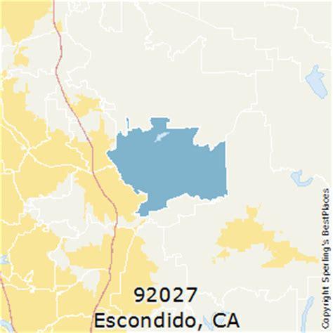 zip code map escondido ca best places to live in escondido zip 92027 california