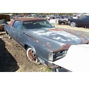 1968 Cadillac Eldorado Parts Car 1