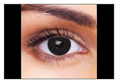 Spooky Trend Colored Contacts by Scary Coloured Lenses Fancy Dress
