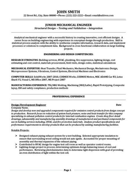 sample resume engineering architectural engineering internship