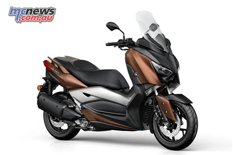 yamaha xmax   entry level max scooter mcnewscomau
