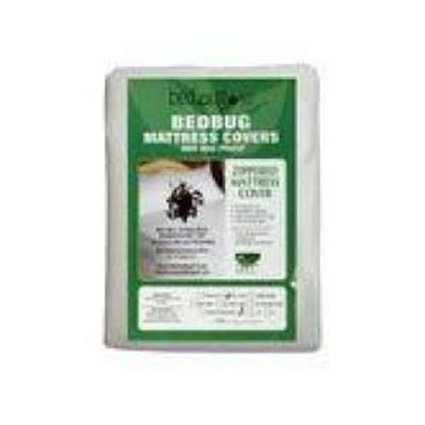 bed bug 911 deluxe vinyl waterproof allergen dust mites