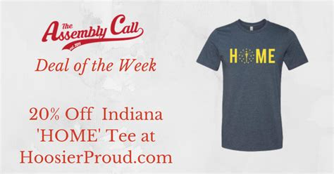 Deal Of The Week 20 At Baker by Deal Of The Week 20 Indiana Home By Hoosier Proud