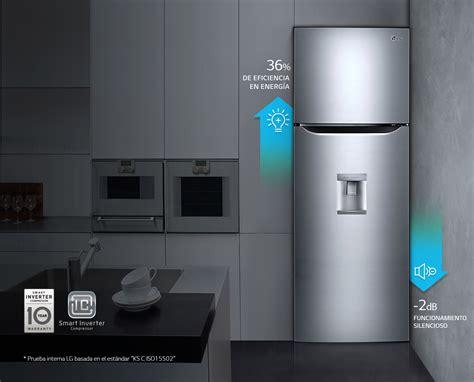 Freezer Asi Samsung refrigeradora cromada lg gt29wppx top freezer de 250
