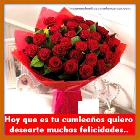 imagenes bonitas de cumpleaños de flores postales de flores para felicitar cumplea 241 os imagenes