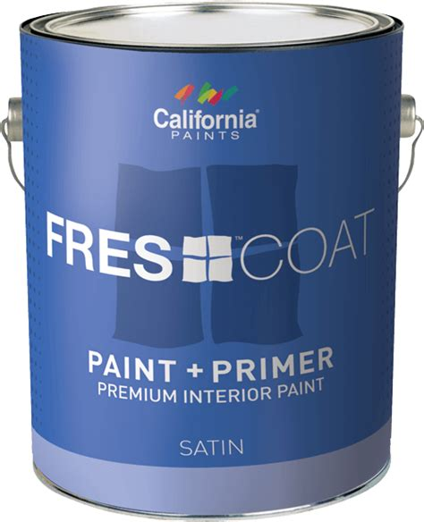 Coat Premium fres coat premium interior paint primer california paints