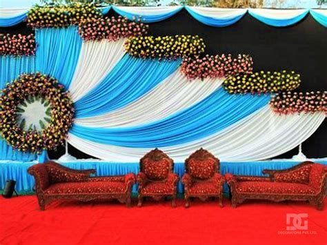 photos of decorations wedding decoration indoor stage backdrop