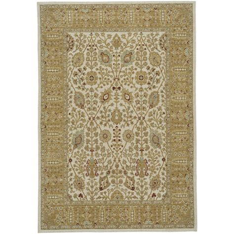capel rugs home capel biltmore centennial vista sand 5 ft 3 in x 7 ft 6 in area rug 8705rs05030706600 the