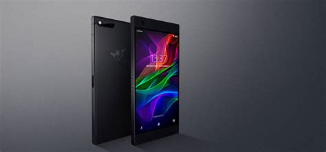 mobile phone gaming razer phone gaming smartphone announced for 700
