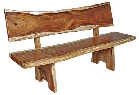 natural wood benches best 25 natural wood furniture ideas on pinterest wood