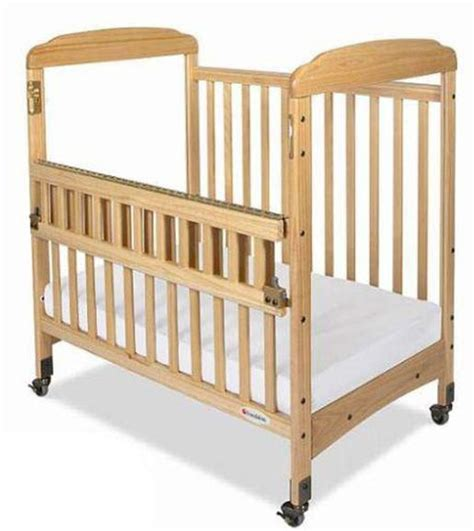 Foundations Serenity Safereach Compact Crib Mirror End Babys Serenity Crib