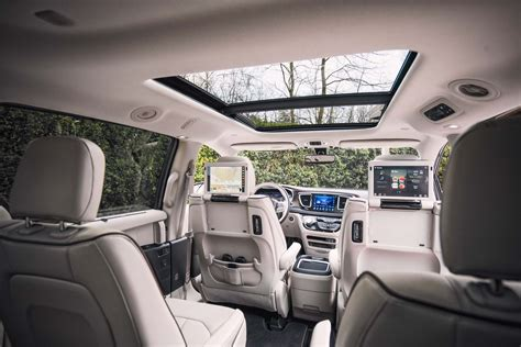 Chrysler Pacifica Interior by Is The Chrysler Pacifica The Best Minivan Choice Currently