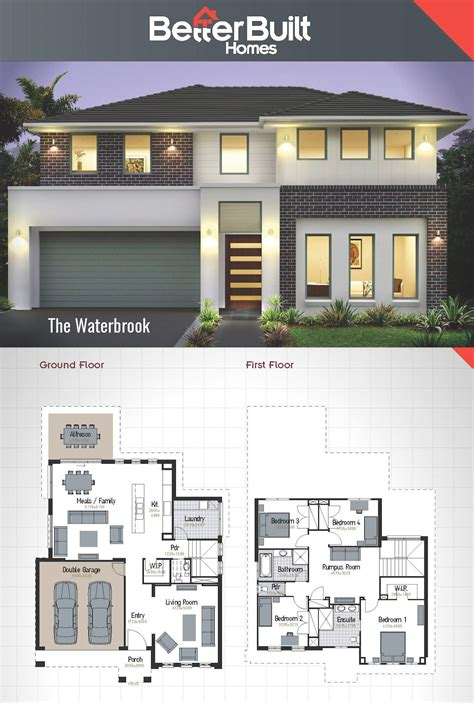 home design story move rooms the waterbrook storey house design 265 sq m 12 09m x 17 44m the perfectly