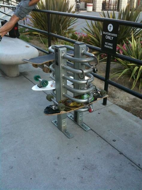 How To Make A Skateboard Rack by Skateboard Rack Products I