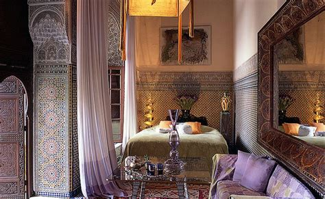 moroccan style bedroom in moroccan style ideas for design