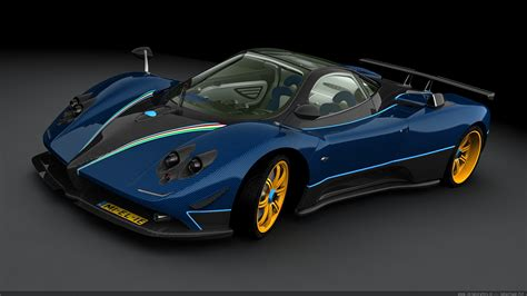 Pagani Car Wallpaper Hd by Best Pagani Zonda Wallpapers Hd Pictures