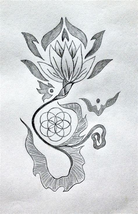 sacred tattoo designs lotus symbolism tania s
